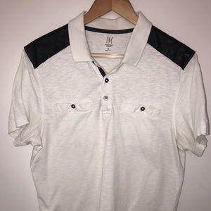 Men's Button-down dress shirt